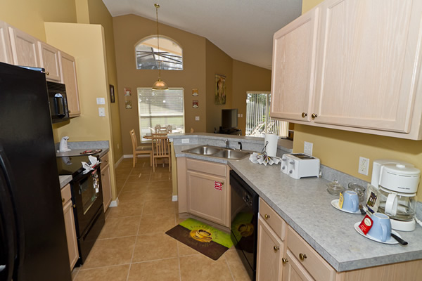 Kitchen with all Amenities 1