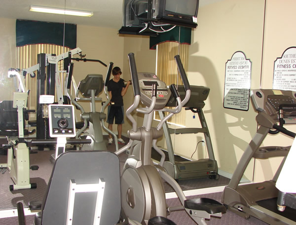 Southern Dunes gym